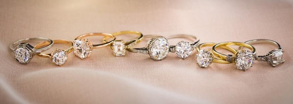 Vintage Inspired Lang Engagement