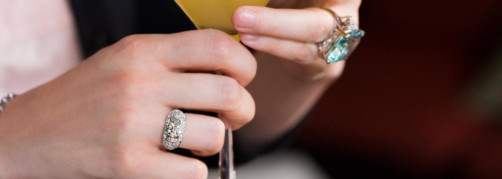 Antique & Vintage Diamond Rings