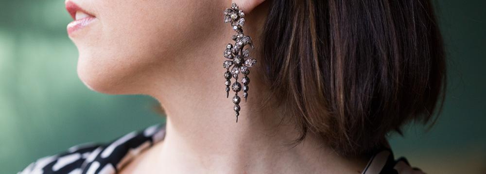 Antique & Vintage Earrings