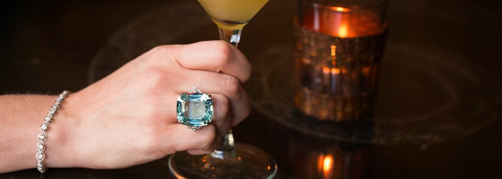 Antique & Vintage Gemstone Rings