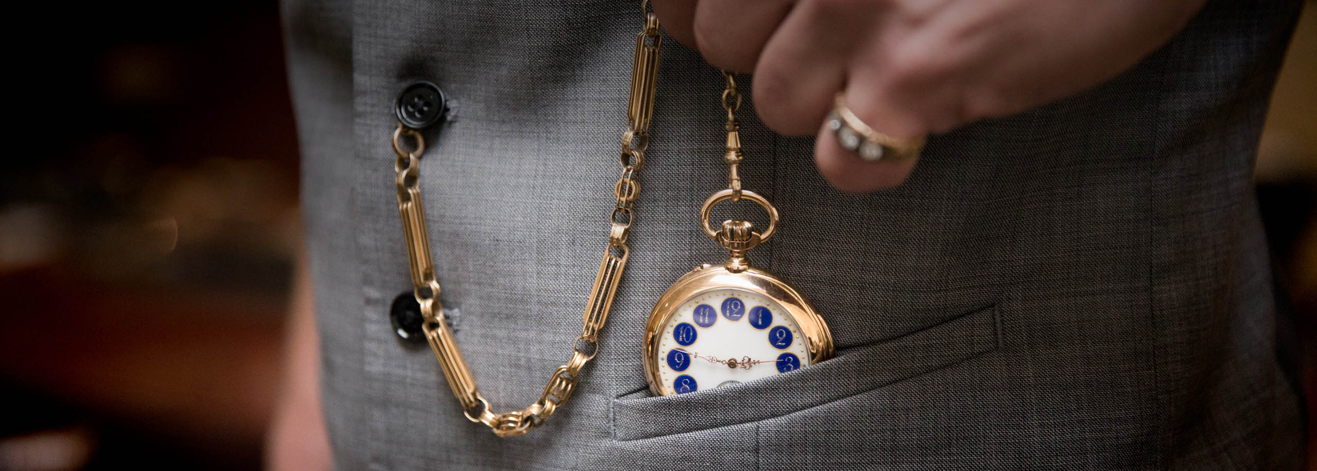 Antique & Vintage Gentlemen's Jewelry