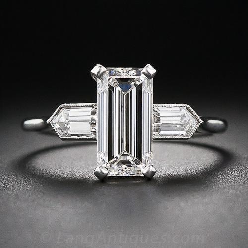 Art Deco Engagement Rings San Francisco