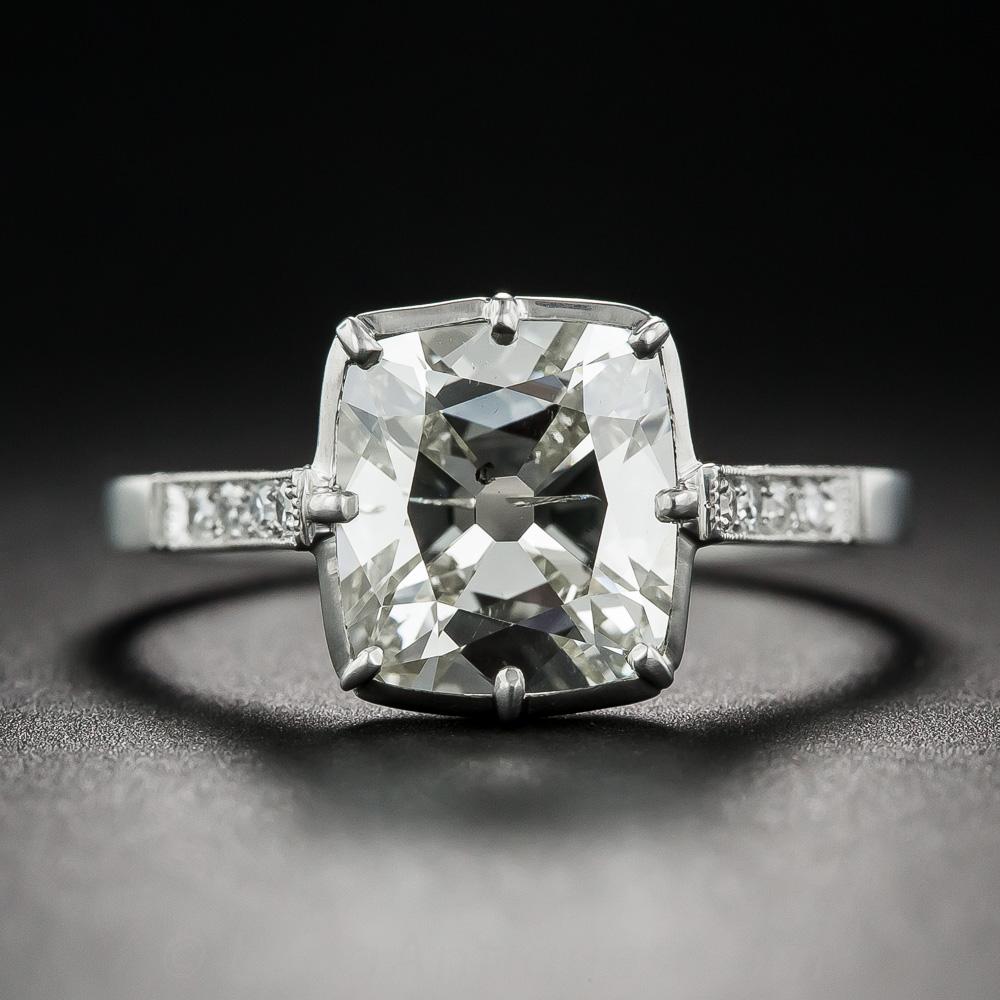 Antique Black Diamond Jewelry