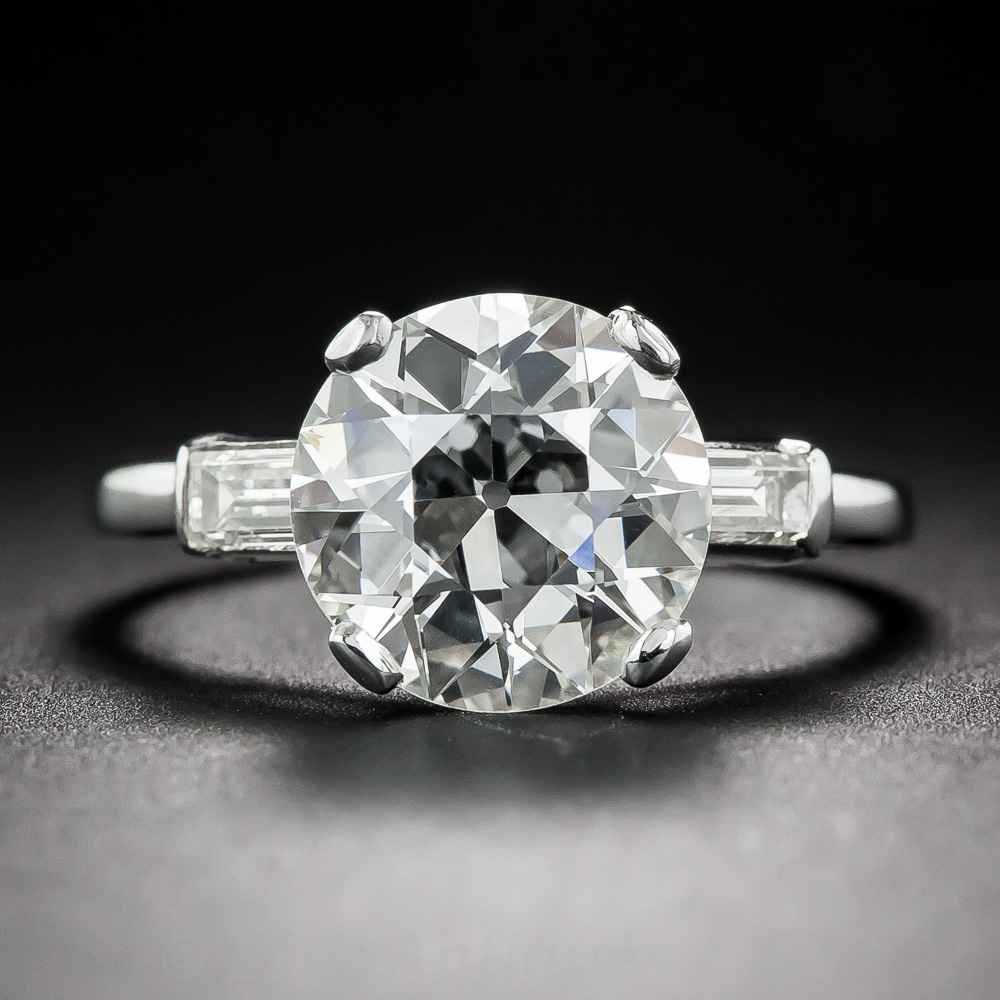 Carat Diamond Engagement Ring Gia J Vs on 3 carat diamond ring