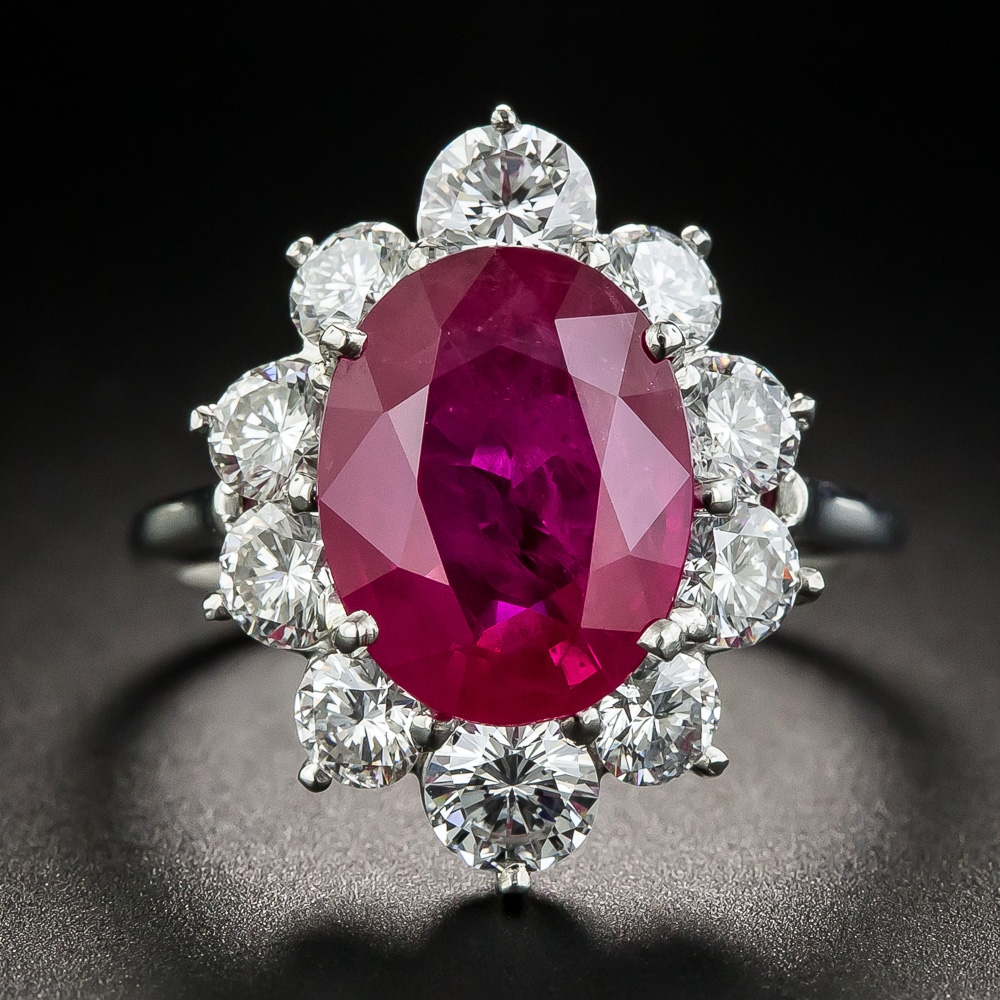 4 5 Carat Diamond Engagement Ring
