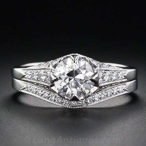 96 Carat Diamond Wedding Set  French Made. Rock And Roll Wedding Rings. Beautiful Petra Wedding Rings. Bow Rings. Super Power Rings. Bespoke Mens Wedding Wedding Rings. Double Milgrain Wedding Rings. Shhh Engagement Rings. Lotr Rings