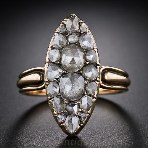 Rough Cut Diamond Jewelry