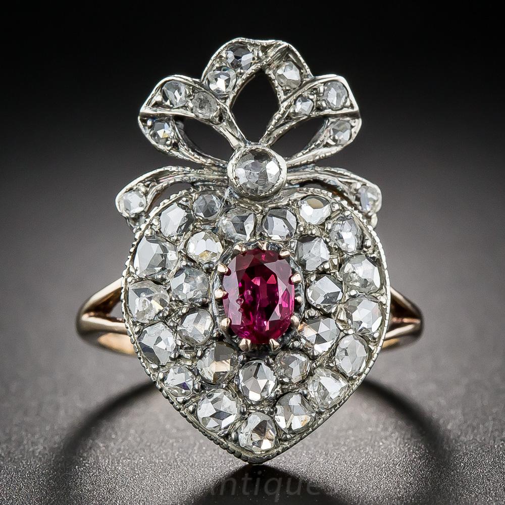 Heart Shaped Diamond Jewelry