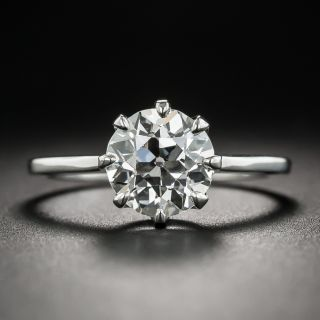 1.98 Carat Lang Collection Diamond Ring - 1