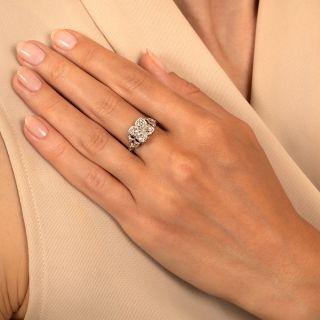 Vintage Four-Stone Diamond Ring