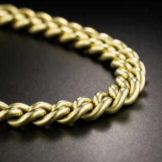 18K Superoro Link Bracelet