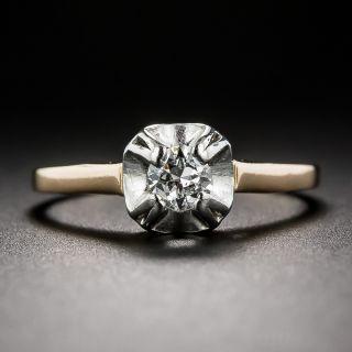 .22 Carat Antique Solitaire Engagement Ring