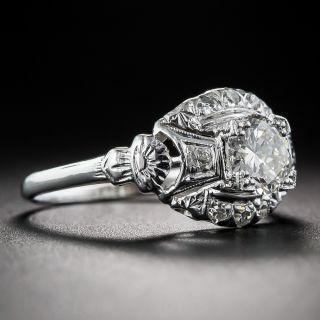 .70 Carat Diamond Mid-Century Engagement Ring