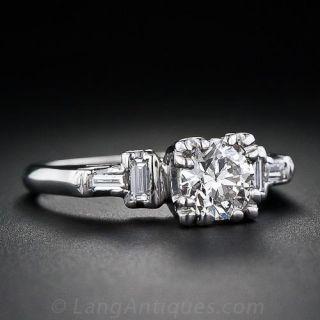 .82 Carat Diamond Engagement Ring