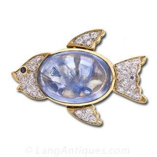 Adorable Fish Pin - 1