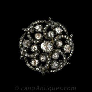 Antique Georgian Pin - 1