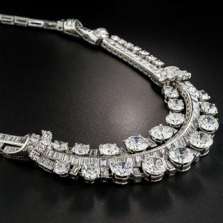 Boucheron Platinum Diamond Necklace