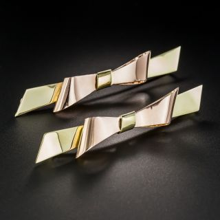 Cartier Retro Hair Barrettes  - 1