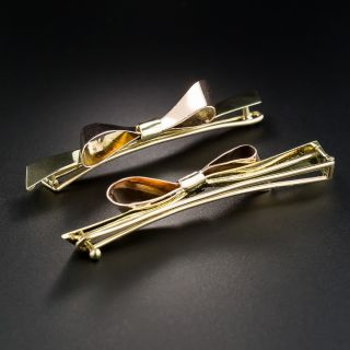 Cartier Retro Hair Barrettes