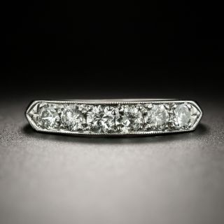 Diamond Wedding Band by Mecklenborg & Gerhardt - 3