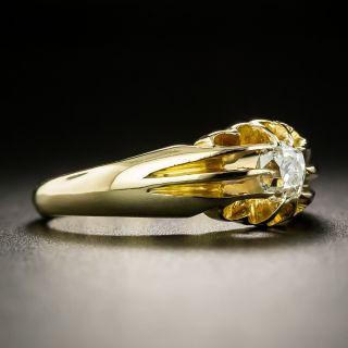 Early 20th Century .40 Carat Diamond Engagement Ring