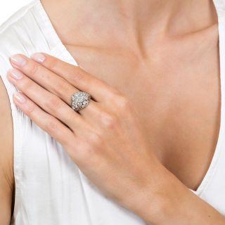 Edwardian 1.71 Carat Diamond Engagement Ring - GIA K VS2