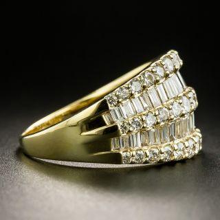 Estate Diamond Band Ring