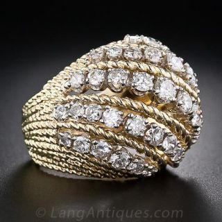 Estate Diamond Cocktail Ring