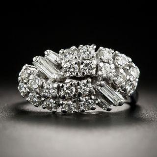 Estate Diamond Dinner Ring - 1