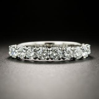 Estate Ten Diamond Wedding Band - 3