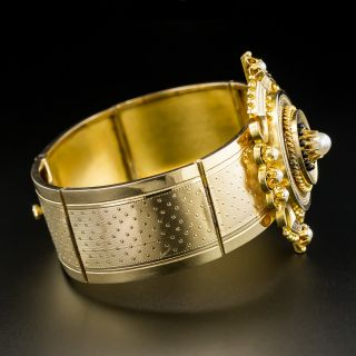 French Antique 18K Bracelet