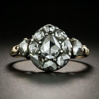 Georgian Rose-Cut Diamond Ring - 3