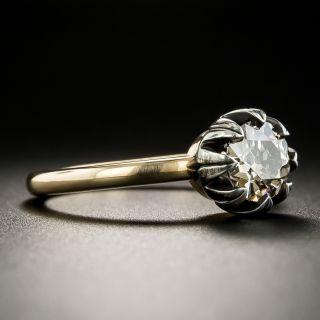 Lang Collection 1.09 Carat Fancy Brown Diamond Ring - GIA