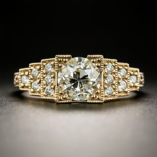 Lang Collection 1.11 Carat Diamond Engagement Ring - GIA I VS1 - 2