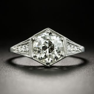 Lang Collection 1.59 Carat Diamond Engagement Ring - GIA K VS2 - 2