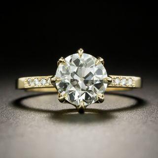 Lang Collection 1.63 Carat Diamond Engagement Ring - GIA L VS2 - 2