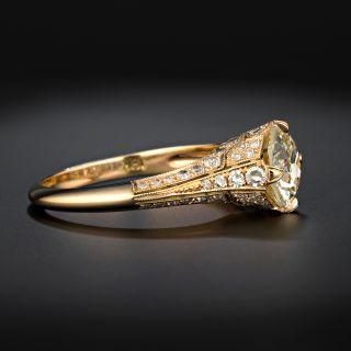 Lang Collection 1.70 Carat Diamond Engagement Ring - GIA