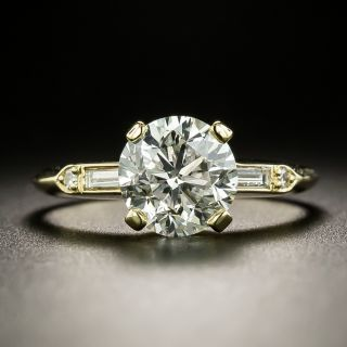 Lang Collection 2.01 Carat Diamond Engagement Ring - GIA J VS2 - 2