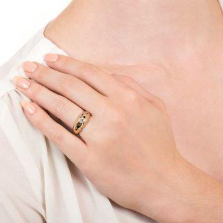 Late-Victorian .50 Carat Diamond Ring