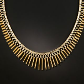 "Mid-Century 'Cleopatra"" Necklace - 2"