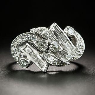 Mid Century Diamond Ring - 2
