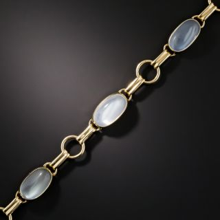 Mid-Century Moonstone Bracelet by Binder Brothers - 2