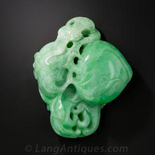 Natural Jadeite Carving