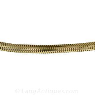 Retro Snake Chain - 1
