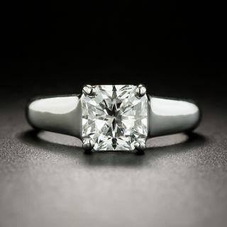 Tiffany & Co. 1.54 Carat Lucida-Cut Diamond Engagement Ring - 4