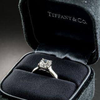 Tiffany & Co. 1.54 Carat Lucida-Cut Diamond Engagement Ring - E VS1