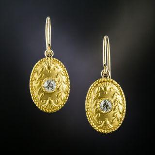 Tiffany & Co Diamond Earrings - Circa 1900 - 4