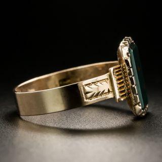 Victorian Bloodstone Ring