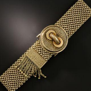 Victorian Mesh Bracelet