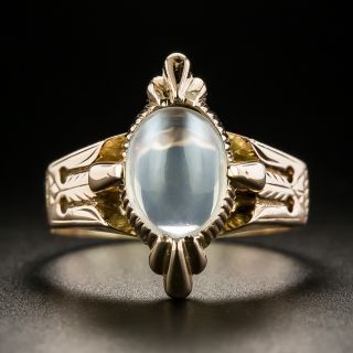 Victorian Moonstone Ring - 2